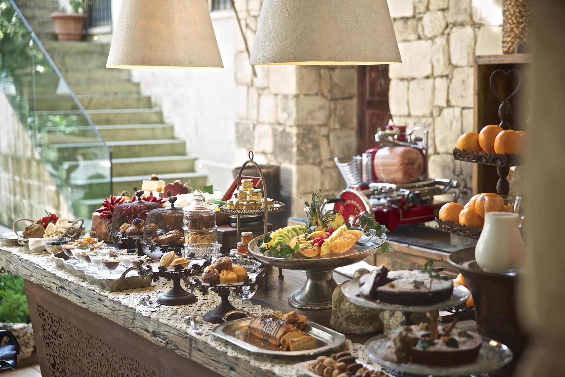 Breakfast Hotel Torre Del Parco