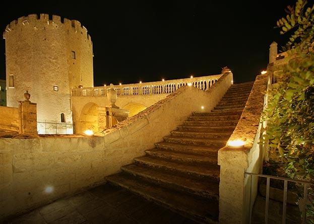 Hotel Torre Del Parco di sera