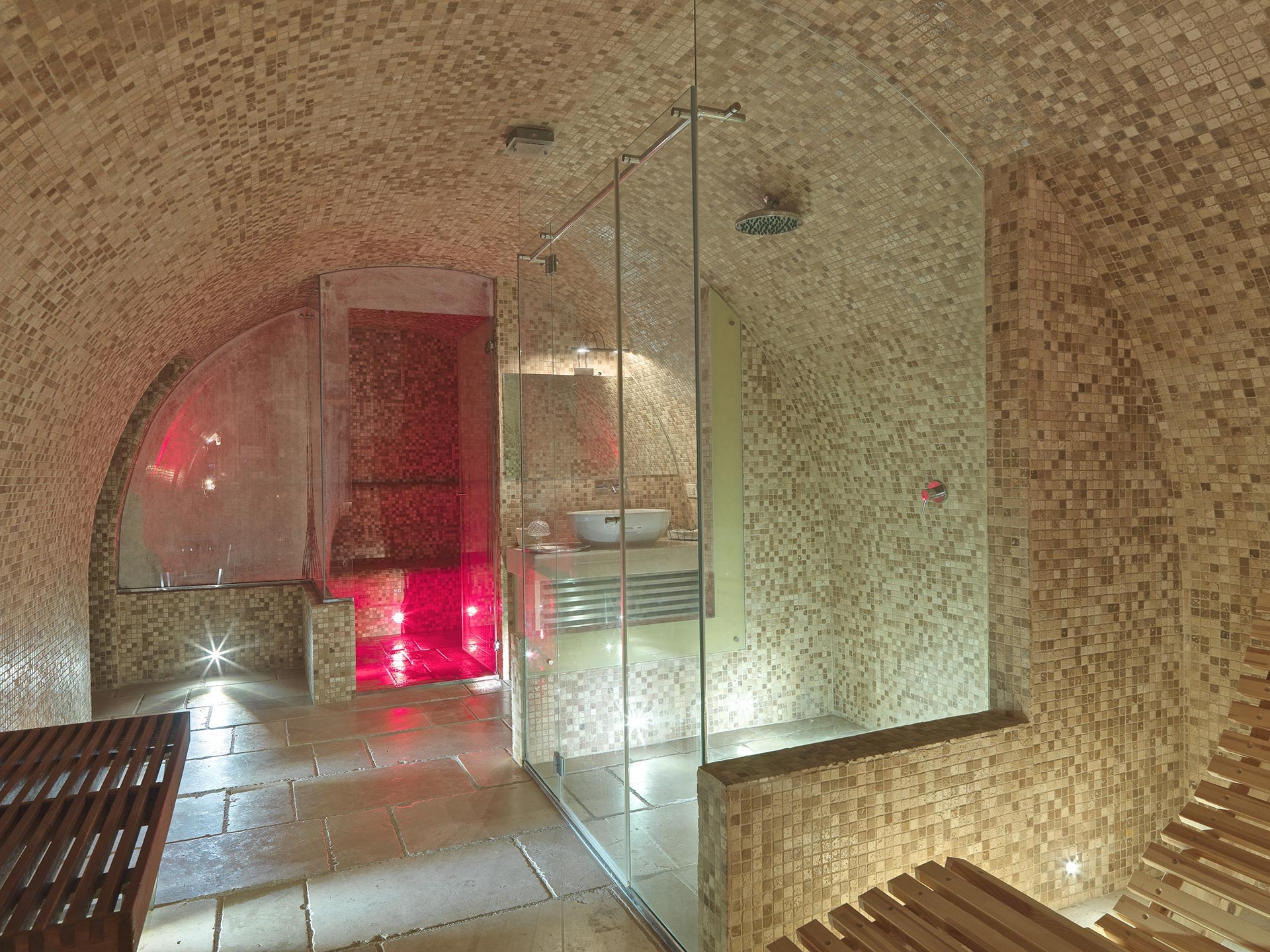 Relax e Benessere Hotel Torre Del Parco