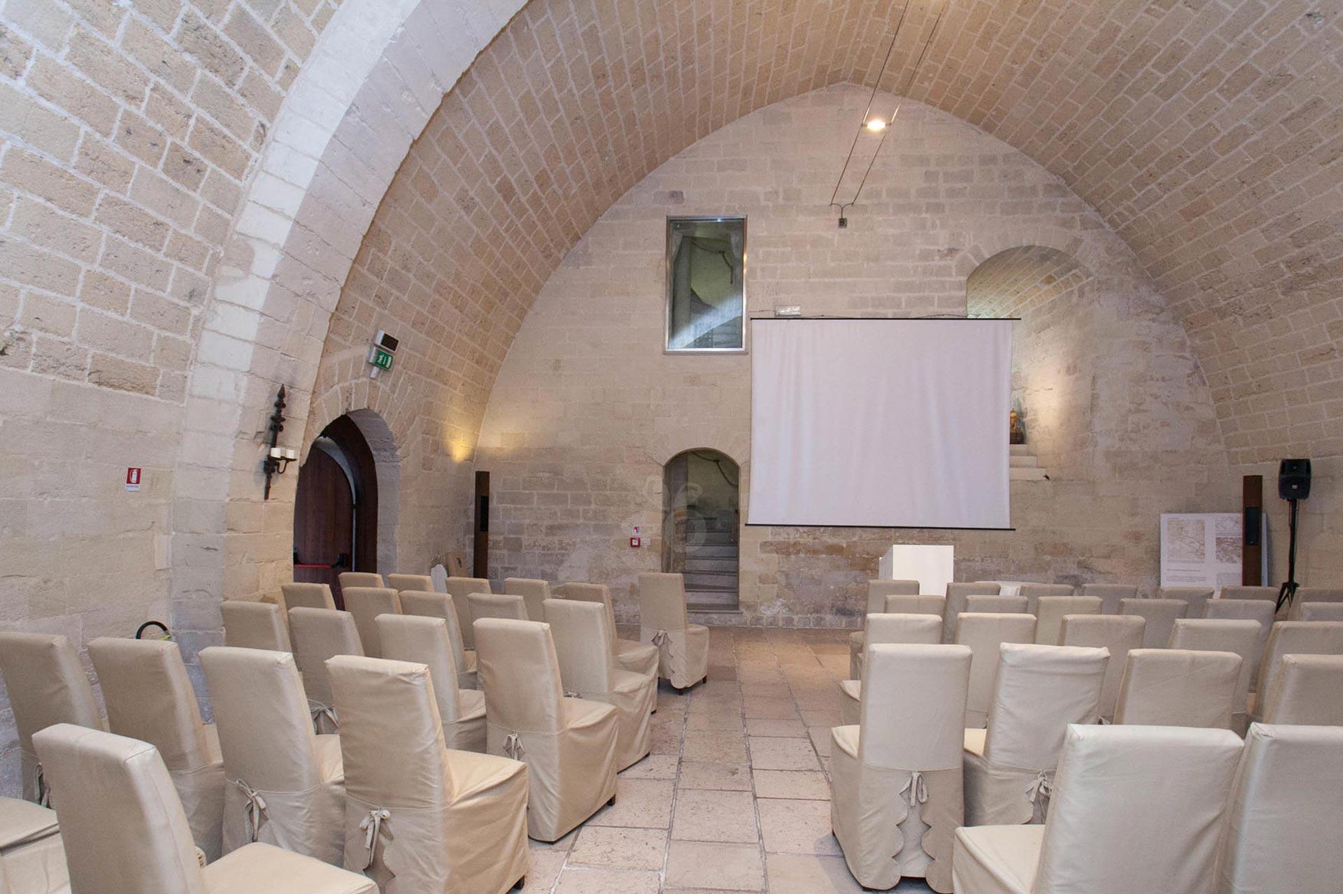 Sala delle Prigioni - Hotel Torre Del Parco